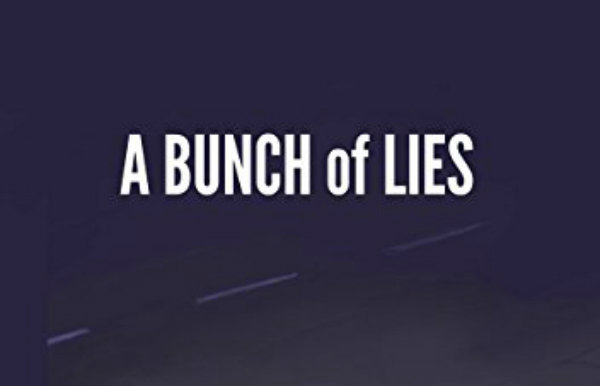 BOOK REVIEW: A Bunch of lies by Lucy Rutherford