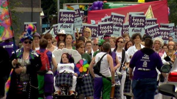Pride Glasgow 2016: Scotland's largest celebration of LGBT+ equality