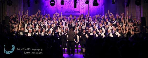MUSIC REVIEW: Brighton and London Gay Men's Choruses