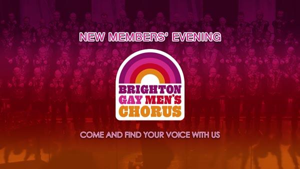Brighton Gay Men's Chorus welcomes new members