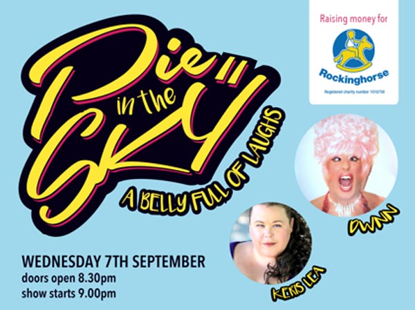 PREVIEW: Charity comedy night at Skyfall in Hove
