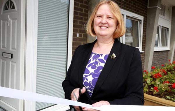 3 New council flats opened in Kemp Town
