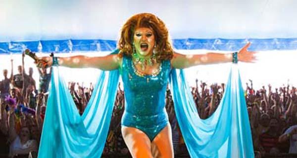 PICTURE DIARY: Legends Cabaret Tent@Brighton Pride