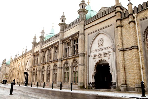 Free day of events today as Brighton Dome celebrates Heritage Open Day