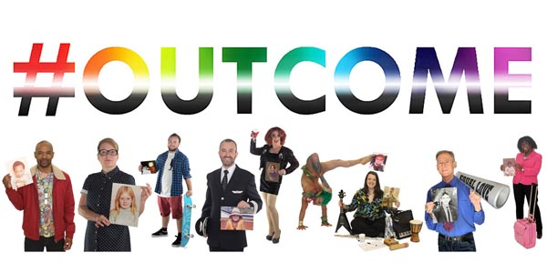 PREVIEW: #Outcome an LGBT photographic portrait project