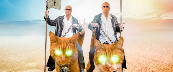 Right Said Fred celebrate 25 year at the top being 'Too Sexy'