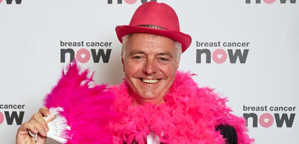 Brighton Kemptown MP wears pink for Breast Cancer Now