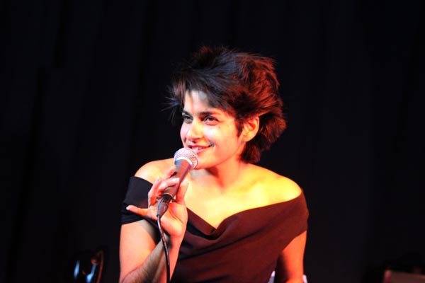 PREVIEW: Aneesa Chaudhry's Christmas Cracker Gig