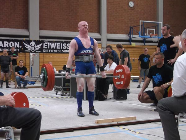 LGBT International Powerlifting Championships come to London in 2017