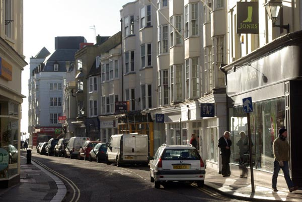 Weekend pedestrianisation of historic street to be permanent
