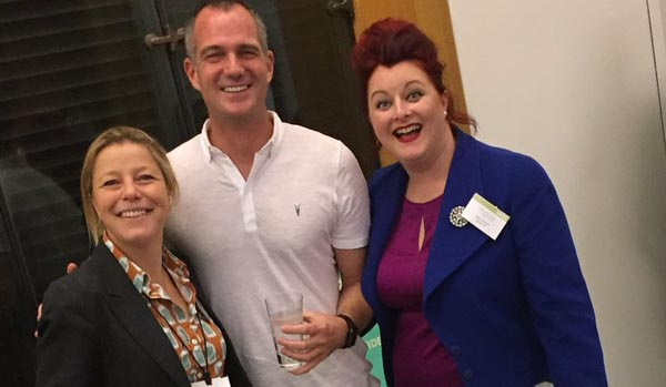 Brighton Gin celebrated at Parliamentary event