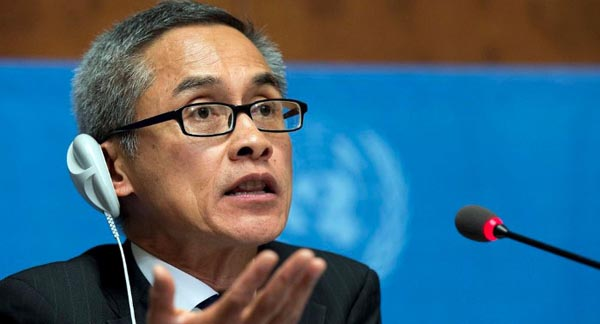 United Nations appoint expert on sexual orientation and gender identity