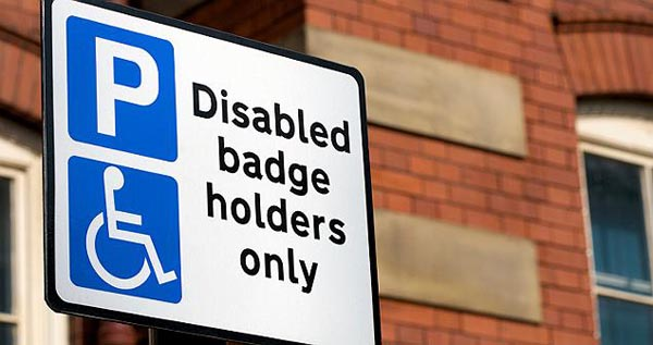 More drivers fined for blue badge fraud