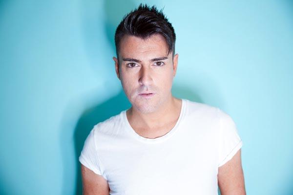 Allan Jay records new charity single originally written for Cilla