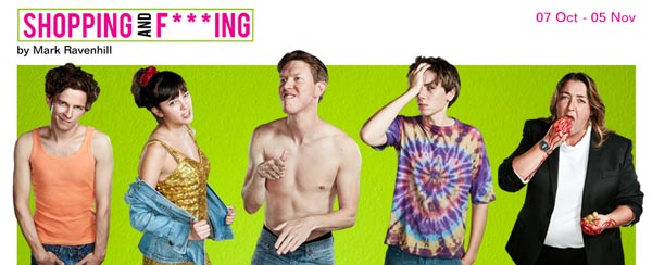 REVIEW: Shopping and F***ing@Lyric Hammersmith