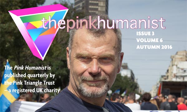 Autumn issue of The Pink Humanist ready for download