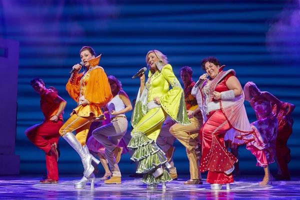 PREVIEW: MAMMA MIA comes to Brighton Centre
