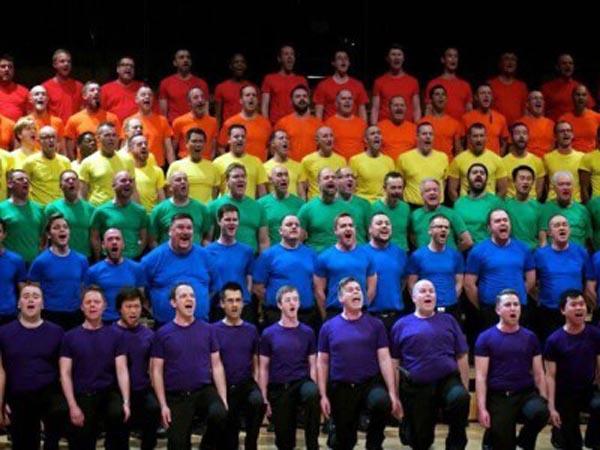 London Gay Men's Chorus celebrate Silver Jubilee