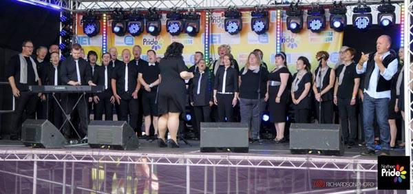 Big Lotto Fund supports Newcastle LGBT Choir