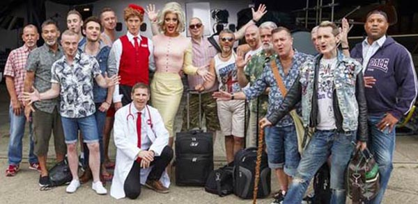 Irish drag queen fronts new HIV campaign