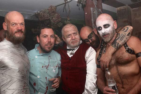 Brighton Bear Weekend raise over £500 for Rainbow Fund