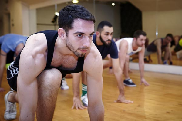 Gay Men's Dance Company to hold trial dance classes in Brighton this Thursday and Saturday