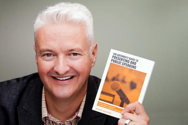 Award-winning Brighton-based speaker and speech coach reveals his secrets with launch of new book