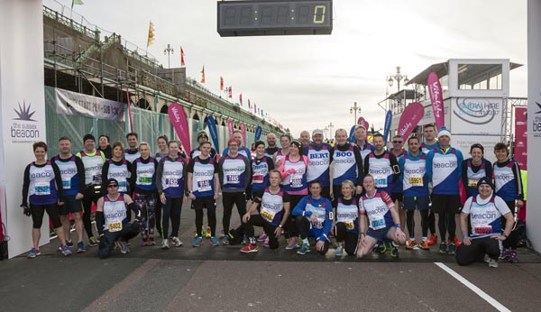 Vitality Brighton Half Marathon 2017