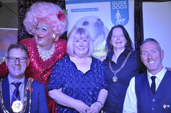Toddography raises £311 for Guide Dogs for the Blind