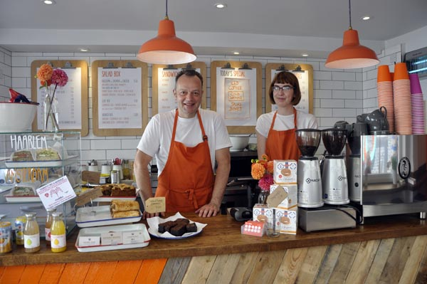 FOOD & DRINK: A touch of Dutch in central Brighton
