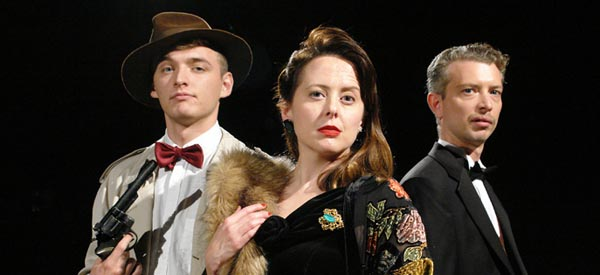 PREVIEW: 'Dick Barton and The Tango of Terror'