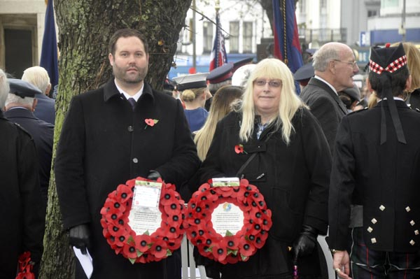 Brighton, Hove and Portslade remember the fallen