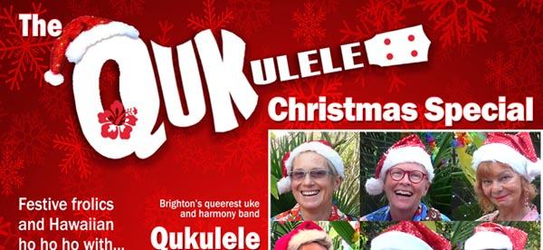 PREVIEW: Qukulele Christmas Special