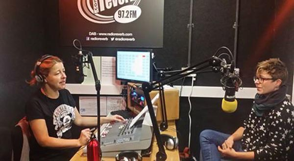 Community radio station host 'Sound Women' Brighton event