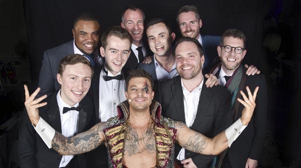 Halloween ball raises almost £35,000 for Brighton HIV charity