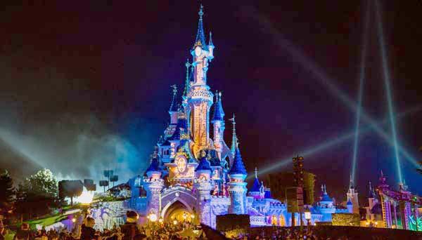 Join Gscene's magical trip to Disneyland Paris
