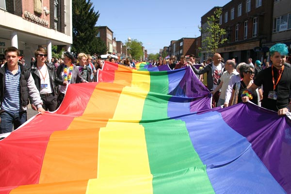 Exciting plans for bigger Exeter Pride in 2017