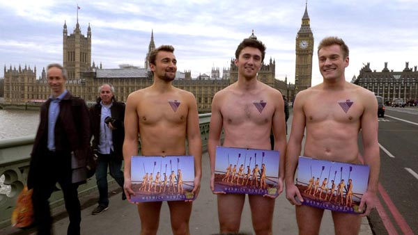 Warwick Rowers make video message for world leaders