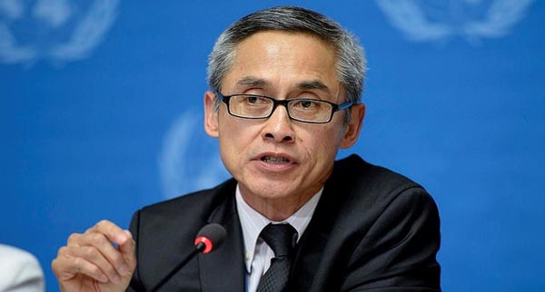Attempt to defund Independent expert on sexual orientation and gender identity at UN, fails