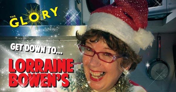 PREVIEW: Lorraine Bowen's Christmas Crumble