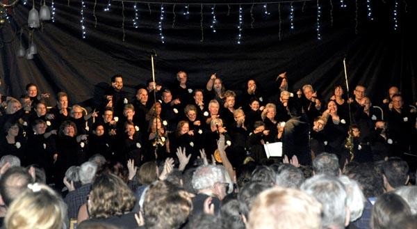 REVIEW: Rainbow Chorus – 'The Sledge of Glory'