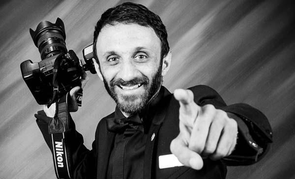 Nick Ford: Photographer extraordinaire