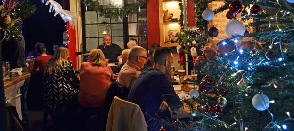 Brighton Bear's Christmas Quiz on Thursday, December 22