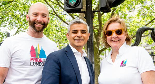 Pride in London appoints new co-chair
