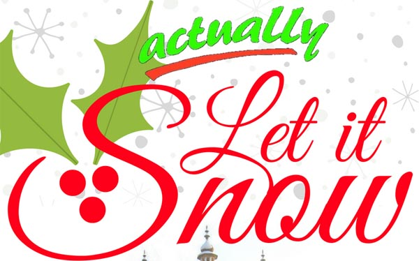 TONIGHT: 'Let it Snow' – Actually Gay Men's Chorus