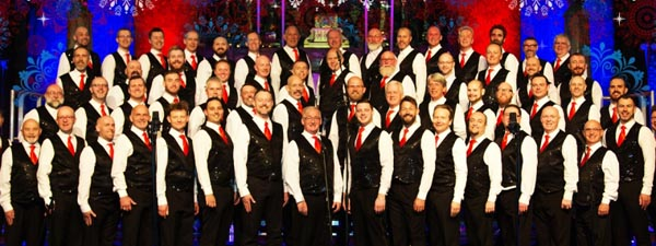 TONIGHT: 'Pull a Cracker' with Brighton Gay Men's Chorus at the Dome