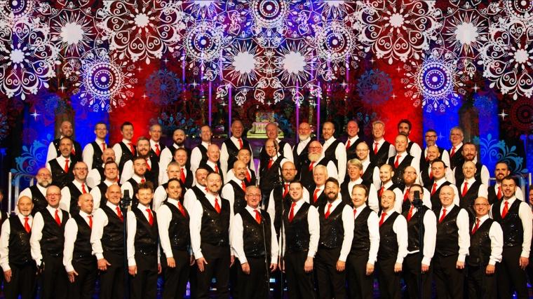 'Pull a cracker' Brighton Gay Men's Chorus@The Dome