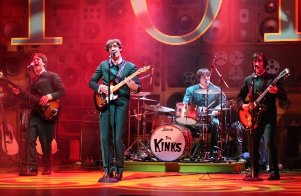 REVIEW: Sunny Afternoon@Theatre Royal