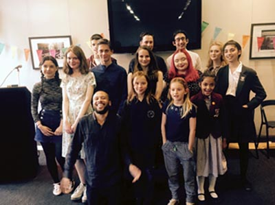 Peacock Poetry Prize returns for Brighton Festival 2017