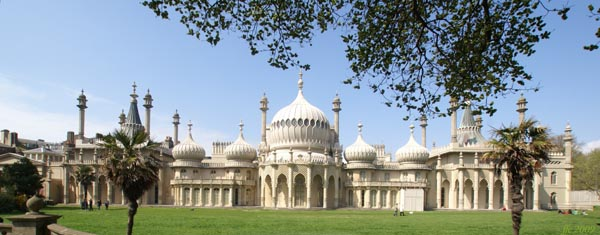 Free entry to Royal Pavilion this Sunday